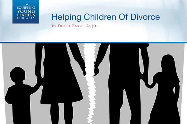 Helping Children Of Divorce