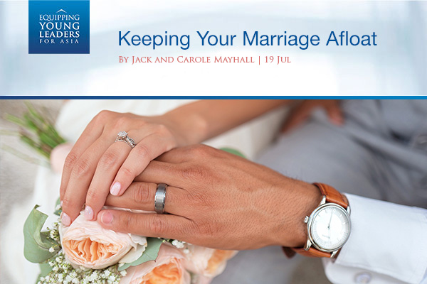 Keeping Your Marriage Afloat