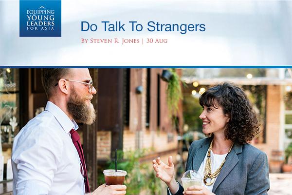 Do Talk To Strangers
