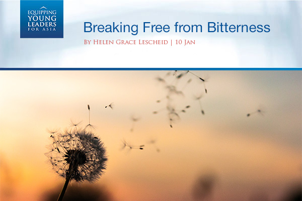 Breaking Free from Bitterness